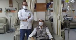 Batman'da pandemi sürecinde kemoterapi hizmeti devam ediyor