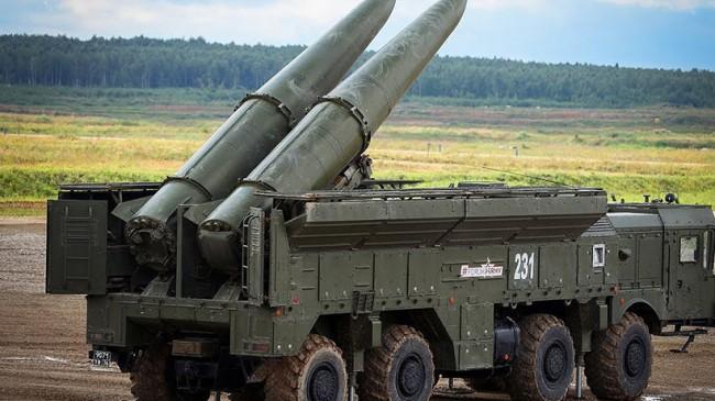 Sivil nüfusunu hedef alan Ermenistan'a ait balistik füze sistemleri imha edildi