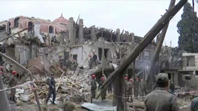 Ermenistan birlikleri Goranboy, Terter ve Ağdam saldırılarını sürdürüyor