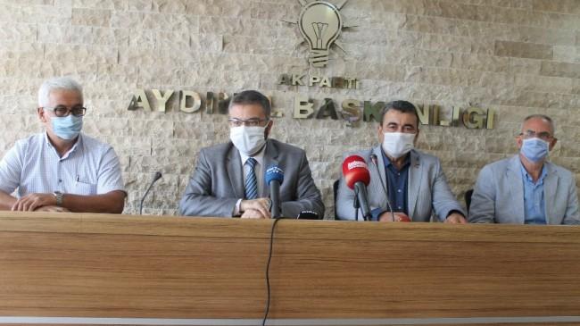 Cumhur İttifakı'ndan Başkan Çerçioğlu'na yatırım eleştirisi