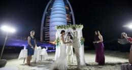 Dubai'de düğünlere izin