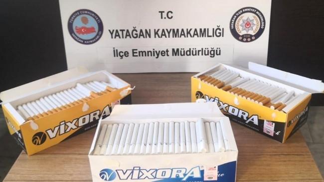 Doldurulmuş sigara satışına 16 bin TL ceza