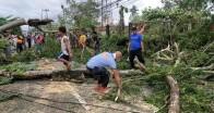 Filipinler'i Molave Tayfunu vurdu: 13 kayıp