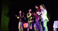 Giresun Belediyesi Şehir Tiyatrosu, 'Ebegümeci' oyunuyla perdelerini açtı