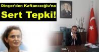 Yenilik Partisi Bilişim Komisyon Başkanı Ali Hıdır Dinçer'den Canan Kaftancıoğlu'na Sert Tepki !