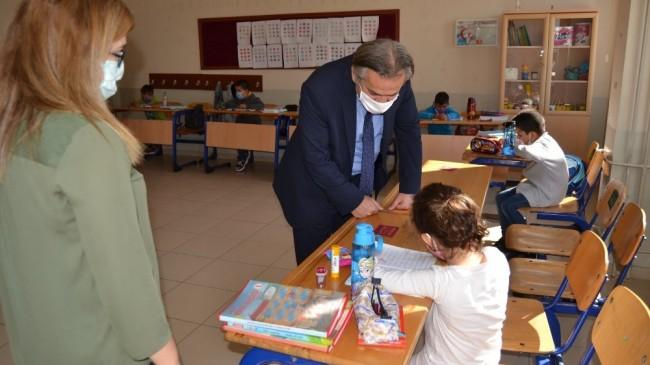 İl Milli Eğitim Müdürü Yiğit, öğrencilerle buluştu
