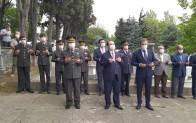 İstanbul'un işgalini kırmak üzere şehre ilk giren ordu komutanı Şükrü Naili paşa kabri başında anıldı