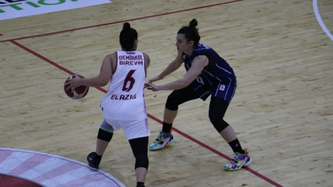 Kadınlar Basketbol Süper Ligi: B.Elazığ İl Özel İdare: 70 – Hatay Büyükşehir Belediyespor: 81
