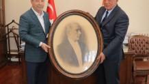 ÇAKICI'DAN EDİRNE BELEDİYE BAŞKANI'NA ZİYARET