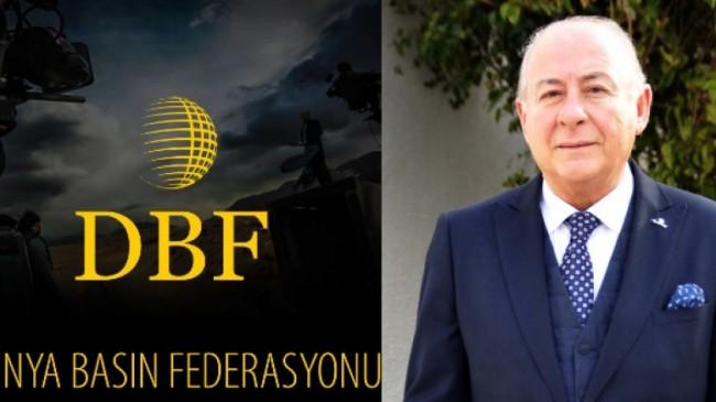 """Serdar Karcılıoğlu """"Dünya Basın Federasyonu Kurucu Üyeliğine Seçildi"""""""