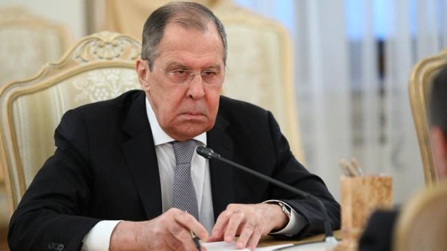 """Rusya Dışişleri Bakanı Lavrov: """"Dağlık Karabağ'da ateşkes kurallarına uyulmuyor"""""""