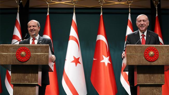 Basın Açıklamasında Erdoğan: Kapalı Maraş'ta piknik yapalım