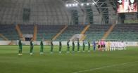 TFF 1. Lig: Akhisarspor: 1 – Bursaspor: 1 (İlk yarı sonucu)