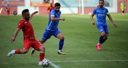 TFF 2. Lig: Gümüşhanespor: 3 – Ergene Velimeşespor: 3