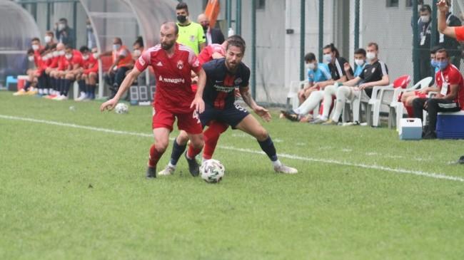 TFF 2. Lig: Hekimoğlu Trabzon FK: 1 – 24 Erzincanspor: 1