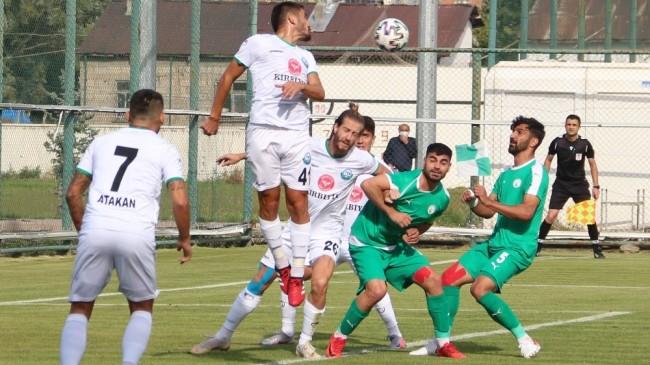 TFF 2. Lig: Sivas Belediyespor: 0 – Serik Belediyespor: 0