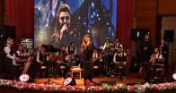 Tuzla Belediyesi Kültür Sanat Sezonu Aslı Hünel konseriyle açıldı