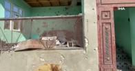 """Novruzlu köyü sakini Ağayyev, """"1 saat önce 10 mermi düştü. Evimde kalamıyorum"""""""
