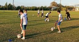 Yunusemre futbol altyapıda çalışmalar başladı