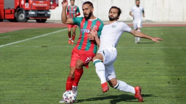 3. Lig: Çarşambaspor: 0 – Karşıyaka: 0