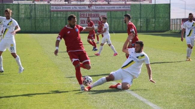 3. Lig: Elazığ Karakoçan: 0 – Osmaniyespor: 0