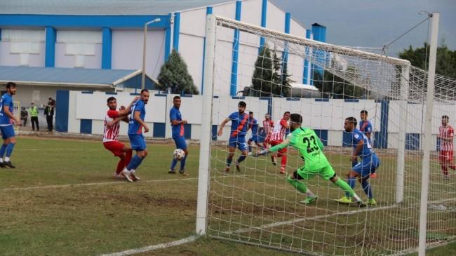 3. Lig: İskenderun FK: 1 – Karaman Belediyespor: 1