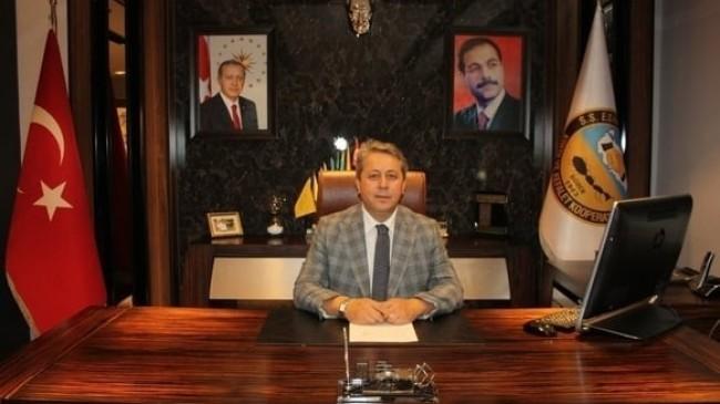"""5. Bölge Birliği Başkanı Taşlı """"En acı felaket"""""""