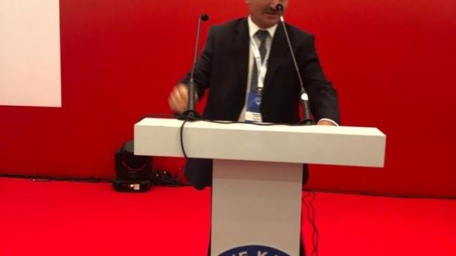 Aktaş, Türkiye Kamu-Sen Ardahan İl Temsilcisi oldu