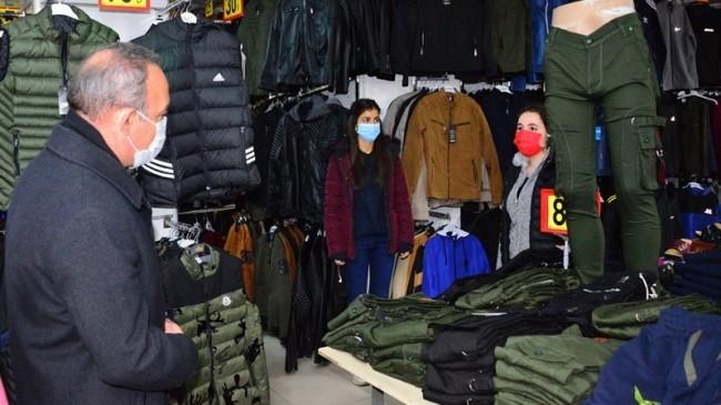"""Ardahan'da """"Sağlık İçin Hepimiz İçin"""" sloganıyla Koronavirüs denetimleri devam ediyor"""