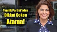Yenilik Partisi İstanbul İl Başkanı Ayşe ÜNLÜ Resmen Görevine Başladı
