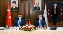 Aydın'da Asayiş Güvenlik Toplantısı gerçekleştirildi