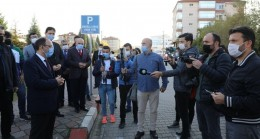 Bartın'dan İzmir'e yardım tırı