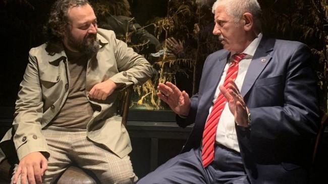 Başkan Sarı'dan Bilal Kalyoncu'ya Amasya daveti