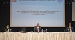 Başkan Seçer, deprem tedbirleri için komisyon kurulmasını önerdi