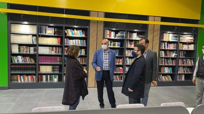Batman'da şehit öğretmen Şenay Aybüke'nin isminin verildiği kütüphane açılıyor