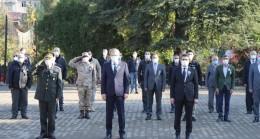 Bingöl'de 10 Kasım Atatürk'ü Anma Günü
