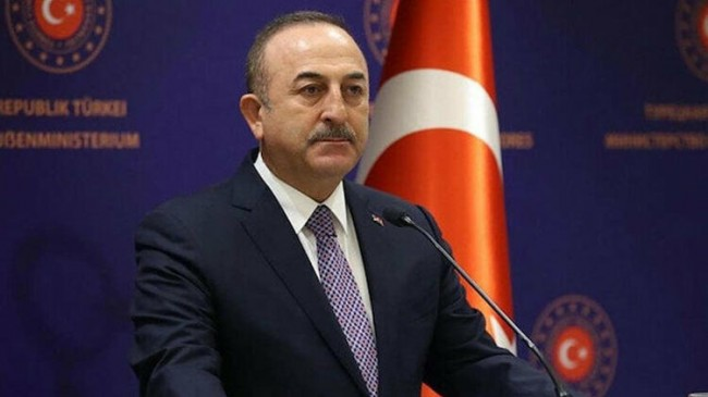 Bakan Çavuşoğlu'ndan ABD ile ilişkiler ve Doğu Akdeniz değerlendirmesi