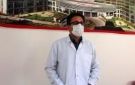 Covid-19 hastalarını tedavi eden doktor koronayı yendi
