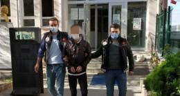 Edirne'de 2 kilo uyuşturucu ele geçirildi