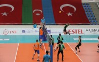 Efeler Ligi: Bingöl Solhan Spor: 3 – İstanbul BBSK: 1
