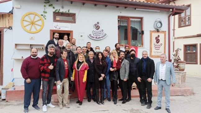 Eskişehir'de Soluk dizisi çekimleri başladı