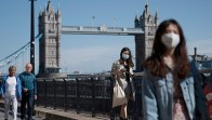 İngiltere'de son 24 saatte 20 bin 252 yeni vaka