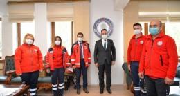 İzmir depreminde görev alan UMKE ekibi geri döndü