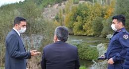 Kaymakam Tuncer'den Geçitli köyünde inceleme