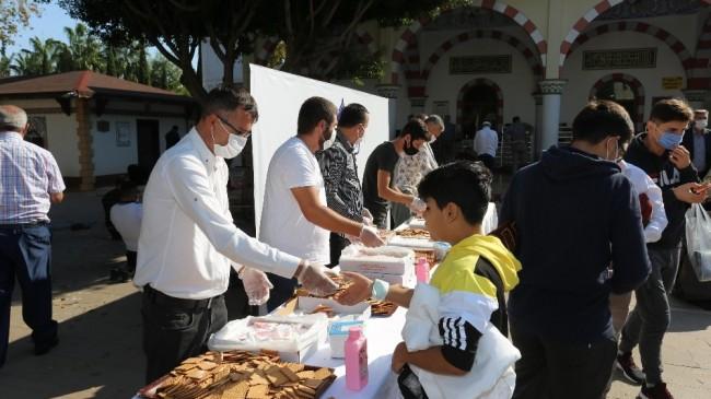 Kepez'den depremzedelere mevlit