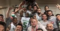 Mamak Belediyesi Basketbol Takımı'ndan farklı galibiyet