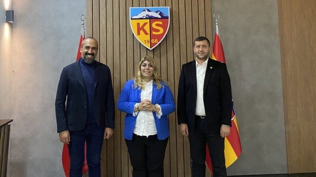 """MHP Kayseri Milletvekili Ersoy: """"Kayserispor'un yanındayız"""""""