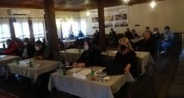 Osmaneli Belediye Meclisi toplantısında tüm maddeler oy birliğiyle kabul edildi