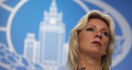 """Rusya Dışişleri Bakanlığı Sözcüsü Zaharova: """"Türkiye ile Dağlık Karabağ konusunda fikir ayrılıklarımız var"""""""