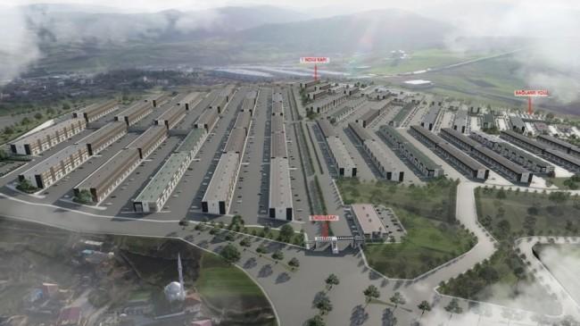 Samsun'dan Türkiye'ye örnek olacak sanayi dönüşümü